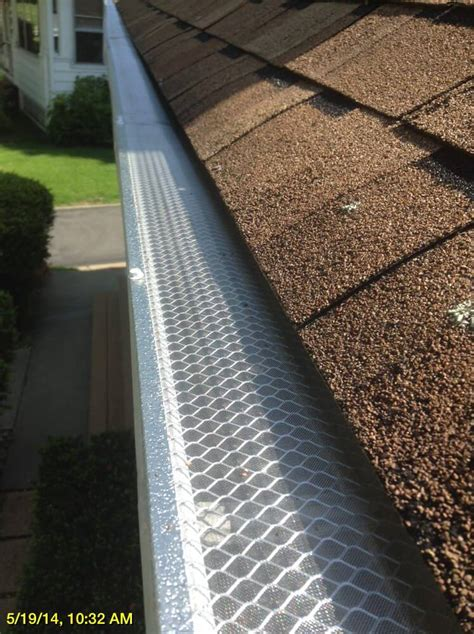 Gutters Protection 7 Hacks To Gutter Guards Leaf Protection Enclosed Guard System