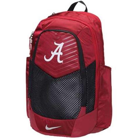 nike alabama crimson tide vapor power backpack
