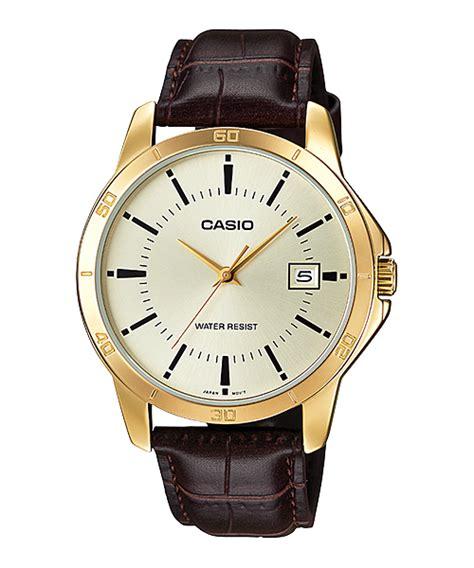 Jam Casio Original Mtp V004g 9b Ltp V004g 9b jam tangan pria casio klasik terbaru 2015 arlojinesia