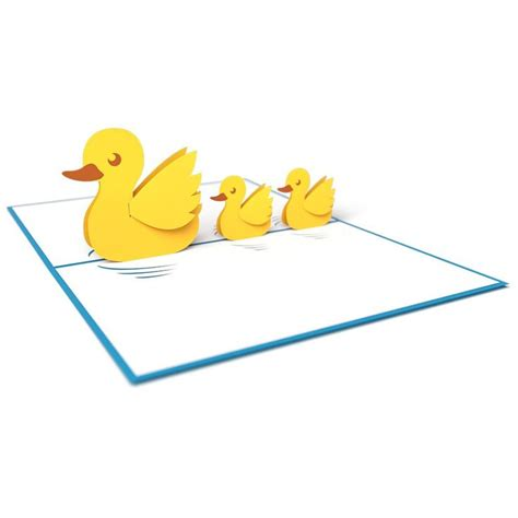 Boston Ducks Card Template by Best 25 Pop Up Cards Ideas On Diy Popup Cards