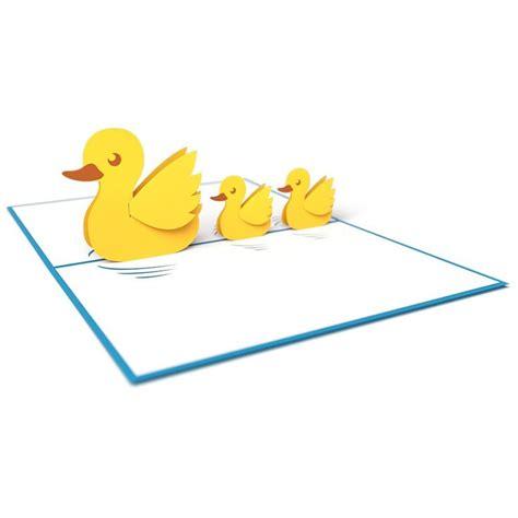 boston ducks card template best 25 pop up cards ideas on diy popup cards