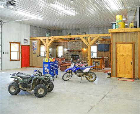 23 Can?t Miss Man Cave Ideas for Your Pole Barn Wick Buildings