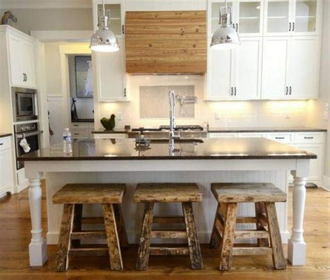 1000 ideas about rustic white kitchens on