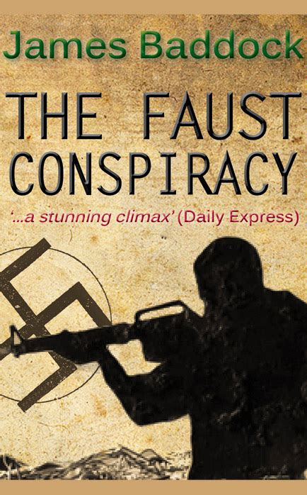 faust books faust conspiracy review war and novels by baddock