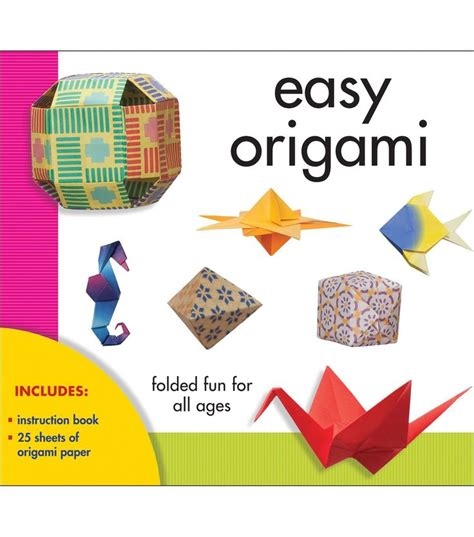 Origami Paper Nz - sterling publishing easy origami kit sterling