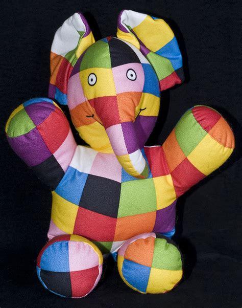 Elmer The Patchwork Elephant - le chat noir boutique elmer the patchwork elephant disney