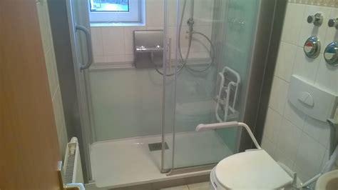 austausch badewanne gegen dusche referenzen des handwerkbetriebs saalbach aus chemnitz