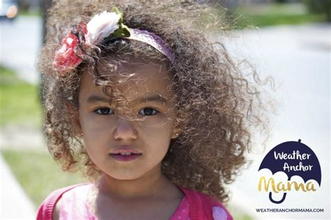 Biracial Hairstyles by Mixed Hair Care Must Tools And Products For Curly