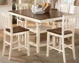 cottage style dining set white dining furniture chicago country style