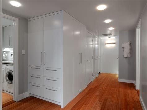 Hallway Closets by Hallway Closet Modern Closet Boston By Hart Associates Architects Inc