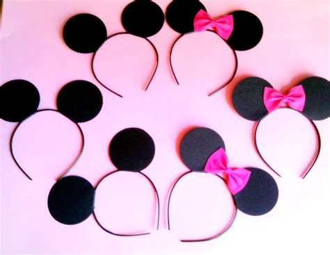 Minnie Mouse Party Giveaways - minnie mouse party favors bow tastic how to throw a minnie mouse themed birthday