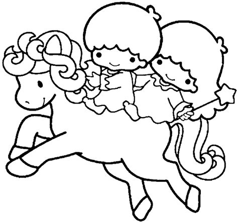 twin stars coloring pages coloring pages