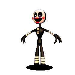 Idea Diary Power Eye Mask Platinum marionette fnaf world wikia fandom powered by wikia