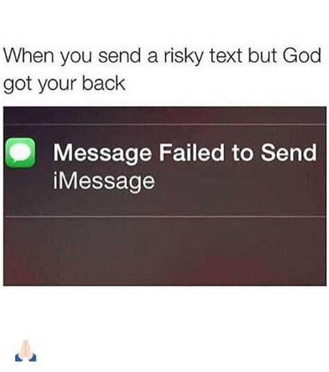 funny   send  risky text memes    sizzle