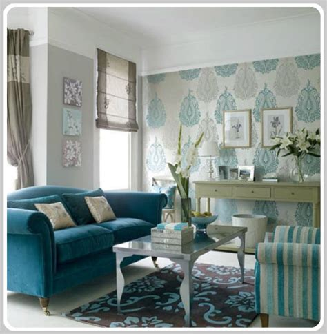 Decorating Ideas Color Schemes Color Psychology Decorating With Blue