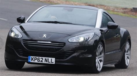 peugeot 2 seater car peugeot rcz coupe review carbuyer