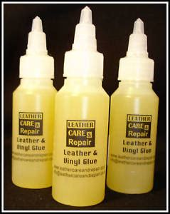 leather vinyl fabric glue strong adhesive bond ebay