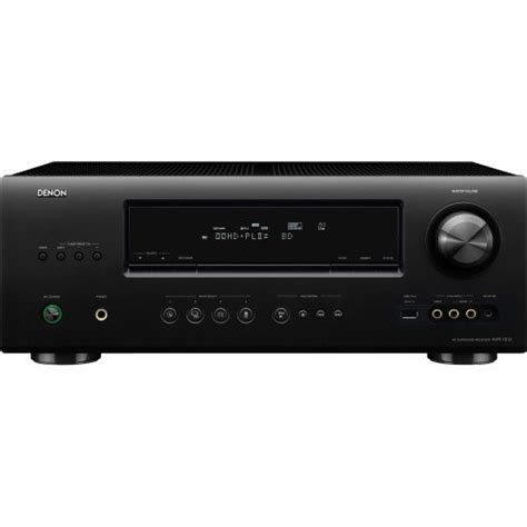 Home Theater Receiver Reviews by Home Theater Reviews Denon Avr 1612 5 1 Channel A V Home