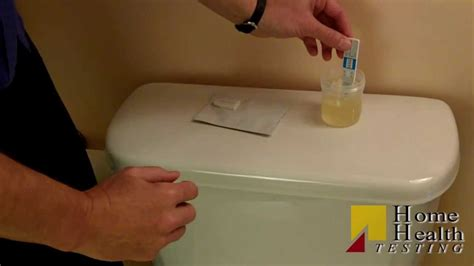how to take a marijuana test urine test