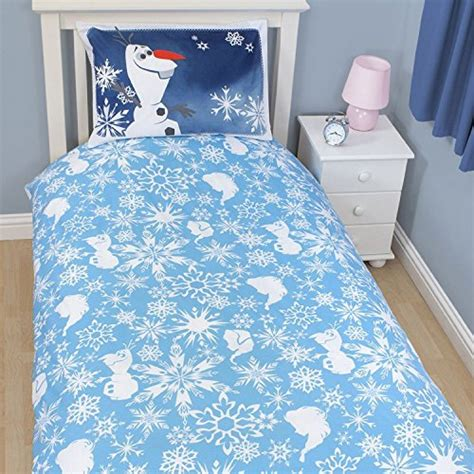 elsa comforter disney frozen childrens girls elsa reversible single duvet