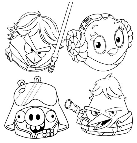 coloring pages angry birds space color angry birds space pigs coloring pages coloring home