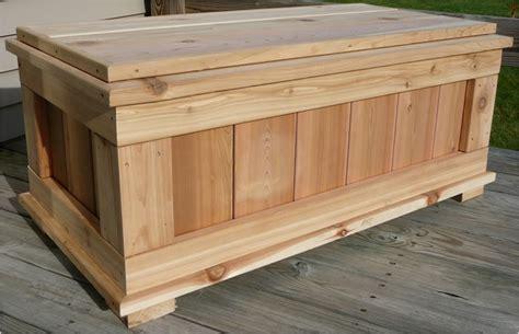 cedar storage bench cedar storage box best storage design 2017