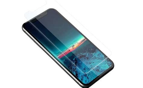 top iphone xs max screen protectors tempered glass model