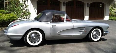 1959 chevrolet corvette used manual convertible chevy numbers matching for sale photos