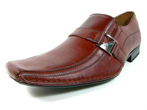 mens delli aldo slip on dress casual loafer shoes w