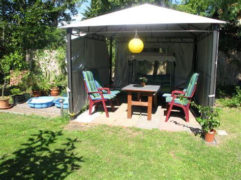 pavillon zum ausziehen ferienwohnung ilse lena in berlin rudow d rode