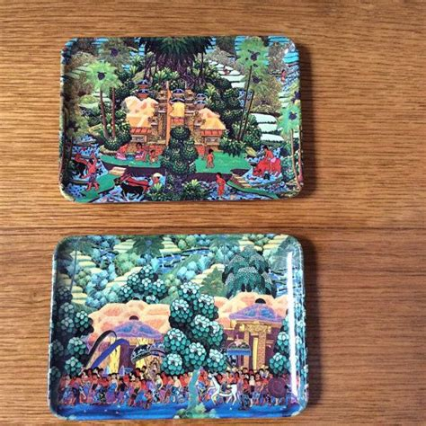 decorative crafts inc made in italy vintage decorative crafts melamine trays mebel melamine