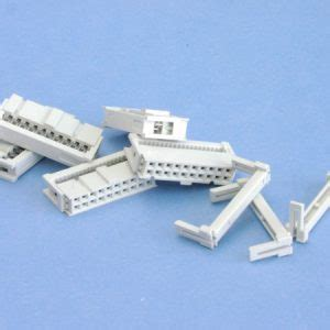 rj45 magnetic jacks from in2connect | edac