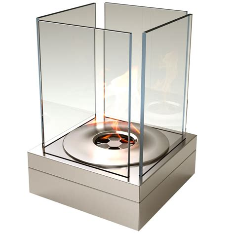 Eco Smart Fireplace by Ecosmart Mini T Ventless Outdoor Fireplace Stardust