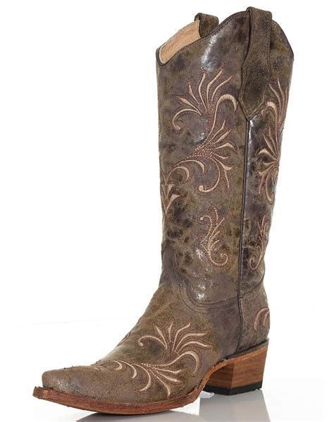 corral womans boots corral s circle g filigree boots beige