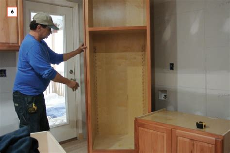 Kitchen Cabinet Filler Strips by 6 Tips For Kitchen Cabinet Installation Pro Remodeler