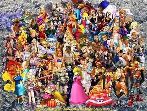 wallpaper game mix infinite games abril 2014