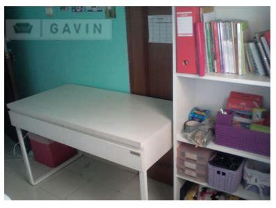 Meja Belajar Hpl meja belajar anak gavin furniture kitchen set minimalis lemari pakaian custom hpl duco dan