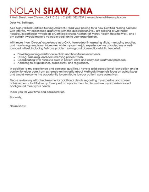 sle nursing assistant cover letter application letter for nurses without experience 28