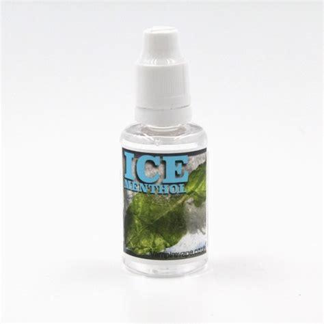 Liquid Menthol Cooling Concentrat menthol flavour concentrate by vape
