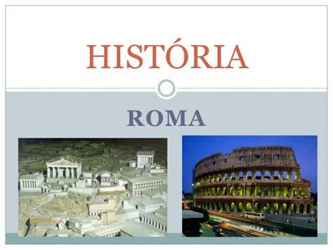 historia de roma ensayo historia hist 243 ria roma