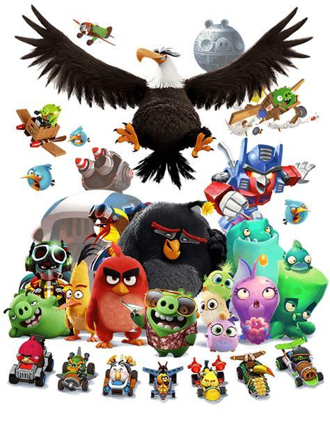 The Angry Birds Petualangan Keren Rovio careers rovio