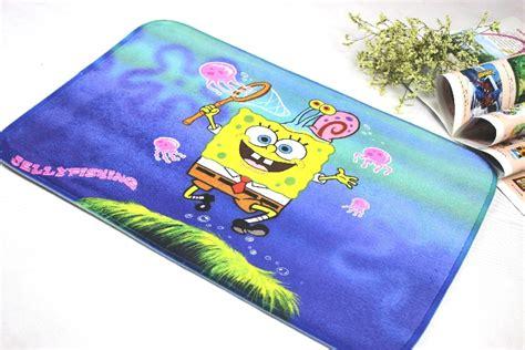 mats anti slip floor mat spongebob squarepants series printed pattern carpet rug