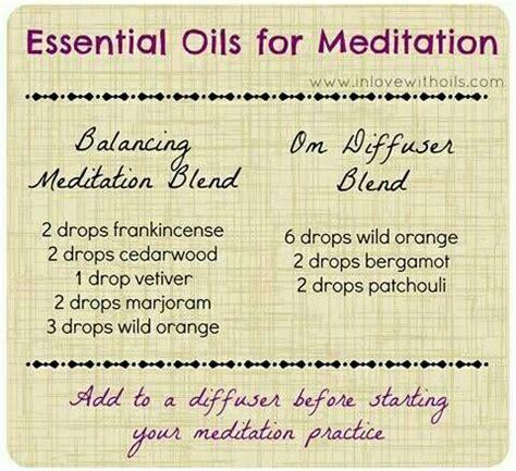 Belleza Essential essential oils for meditation aceites
