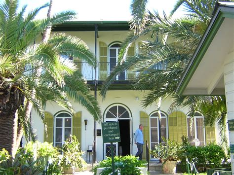 hemingway house key west daily photos frugal travel tips 187 key west