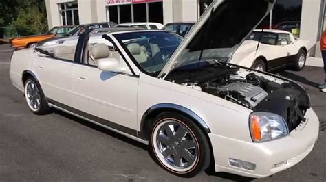 2006 cadillac dts convertible for sale sold 2003 cadillac dts convertible for sale