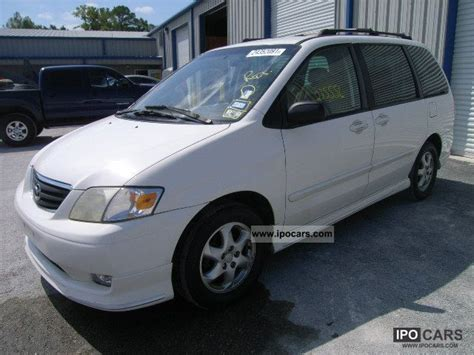 old car manuals online 2000 mazda mpv electronic toll collection 2000 mazda mpv wagon car photo and specs