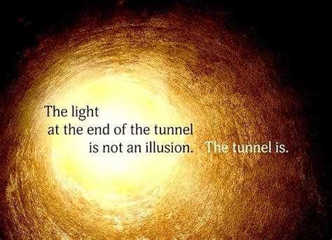 The Light Of by Light At The End Of The Tunnel Healing And Transformation