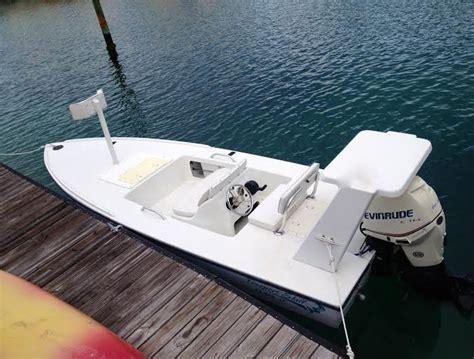 flats boat accessories 2006 freeport skiff 17ft flats boat boats jet ski