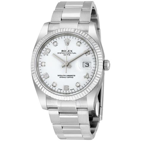 Rolex Oyster Perpetual Automatic 44cm 2 rolex oyster perpetual date 34 white stainless steel