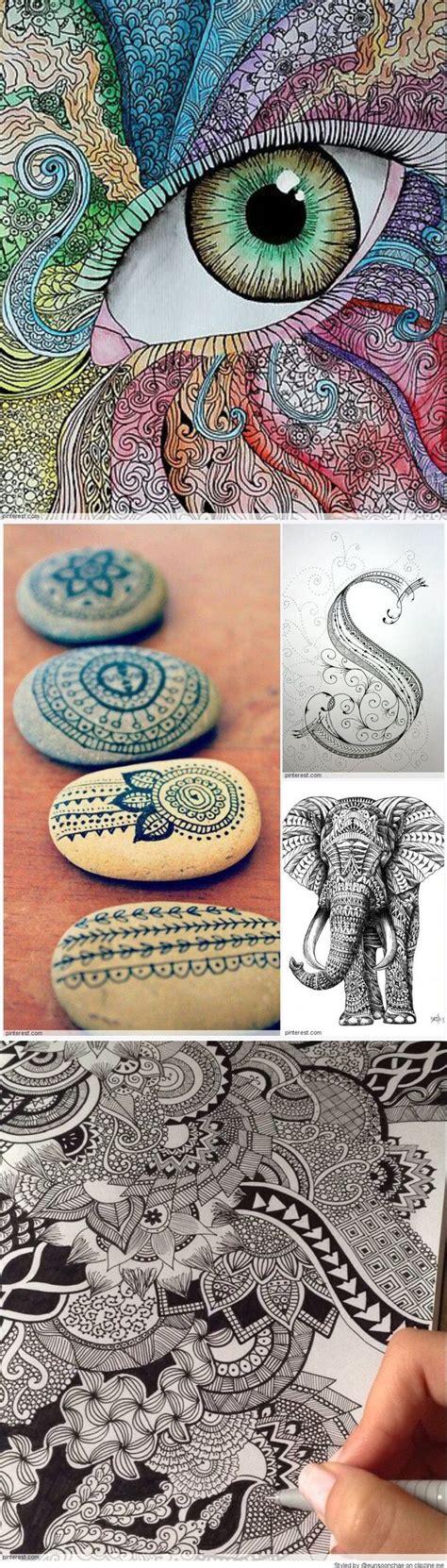 zen tattoo ideas 5584 best zentangle zia zendala images on